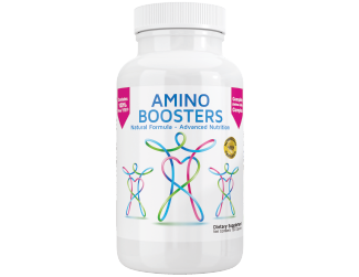 AminoBoosters bottle